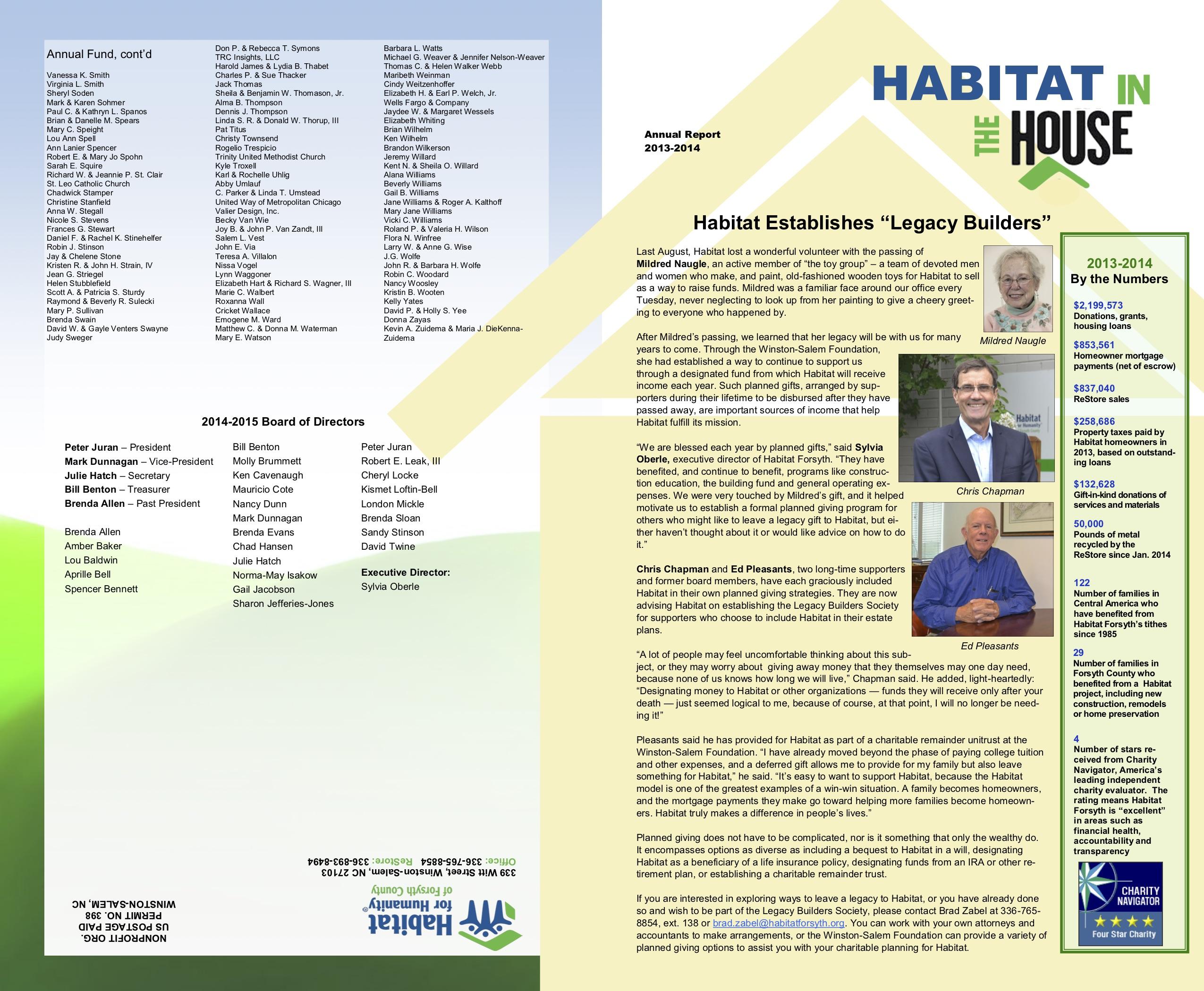 Annual report 2013-2014 final (1)